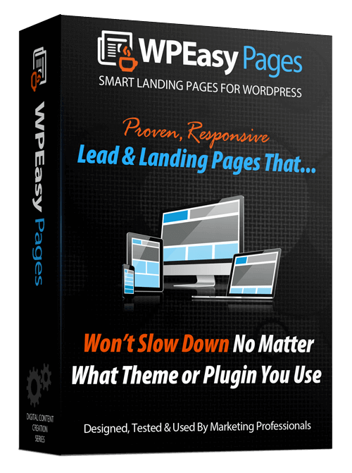 WP Easy Pages Agency License Download