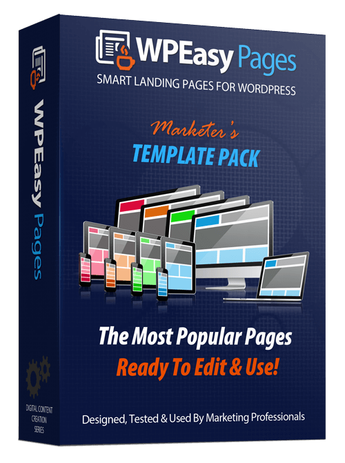 WP Easy Pages Extra Templates Download